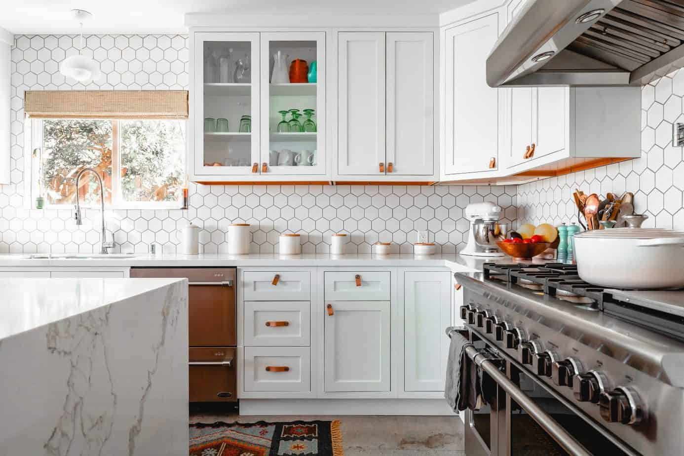 cheap and fabulous family kitchen