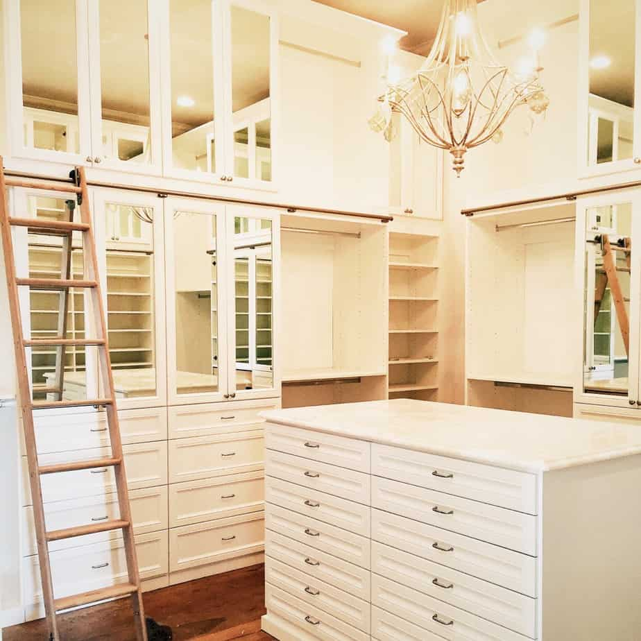 How to get Fitted Wardrobes on Budget