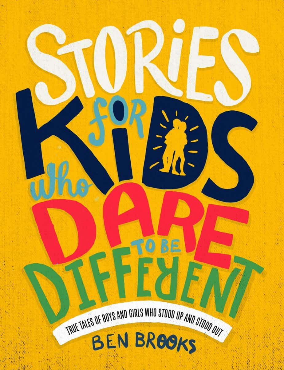 kids who dare to be different, 5 inspiring and empowering books for 8-12 year olds