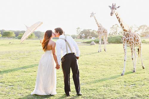 Wedding Ideas for the Nature-Loving Couple
