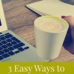 easy ways to work from home