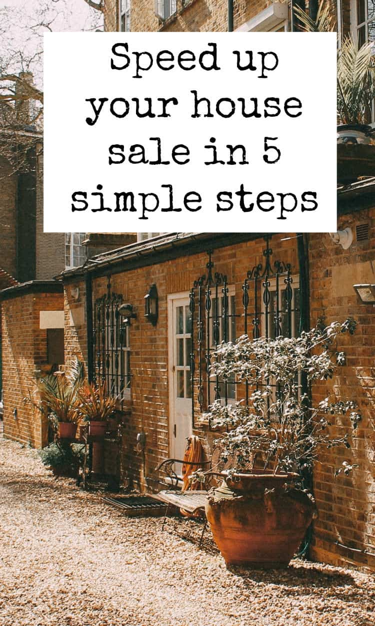Speed up your house sale