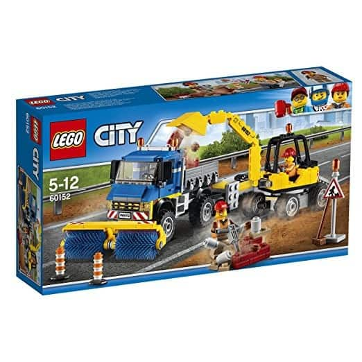 Win Lego City Sweeper