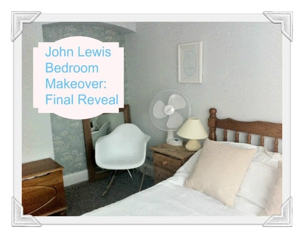 John lewis bedroom makeover final reveal family budgeting for John lewis bedroom ideas