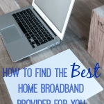 find the best home broadband