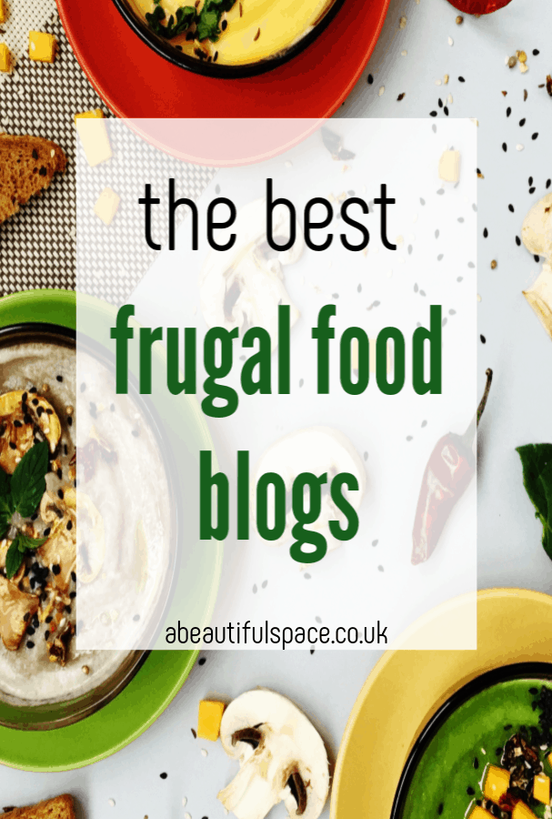 frugal food blogs
