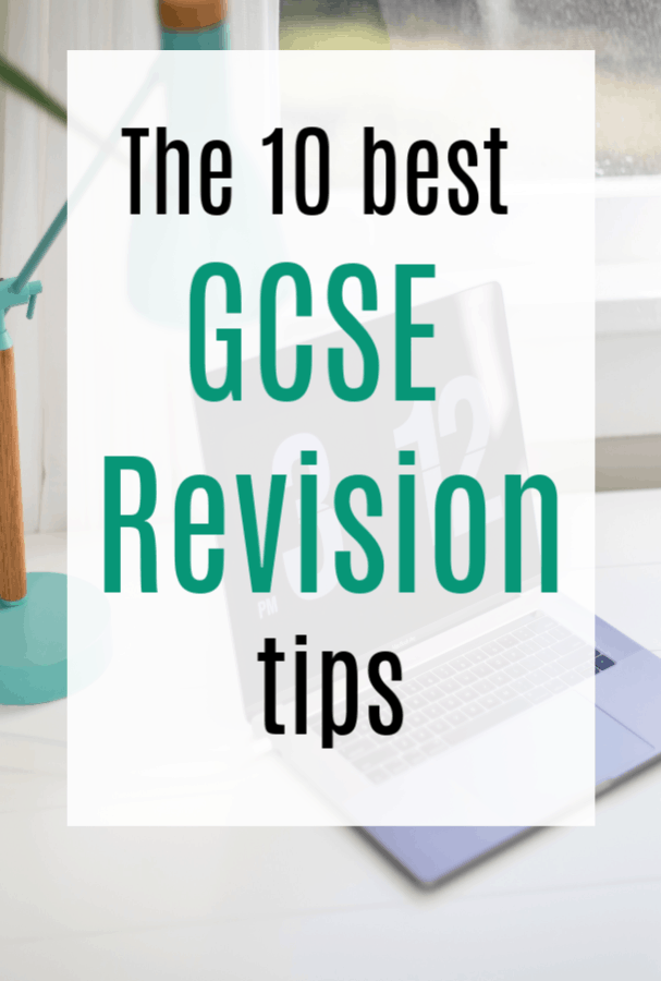 best GCSE revision tips