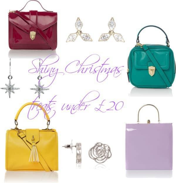 Shiny Christmas treats for under £20