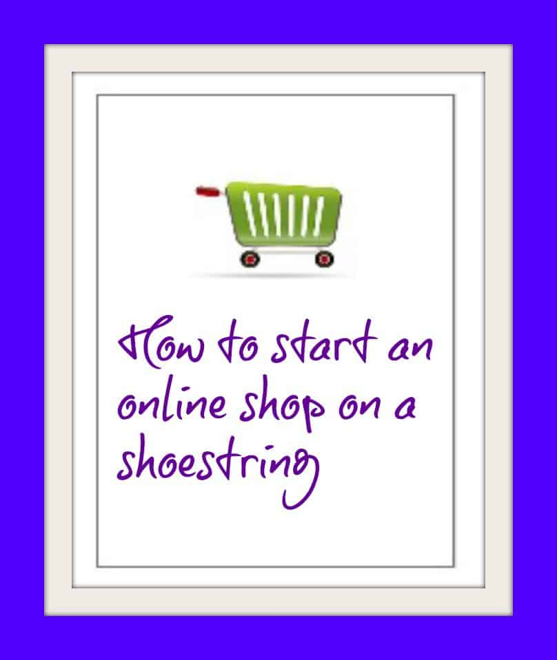 Are you thinking of starting an online shop?