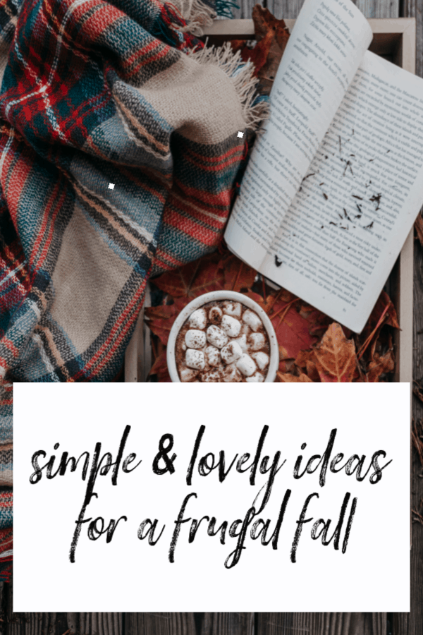 fall free things to do