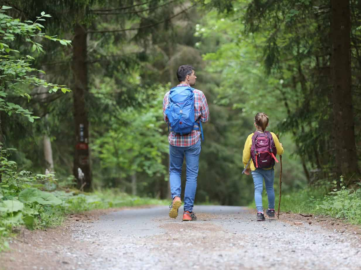 How to go the extra mile for your kids