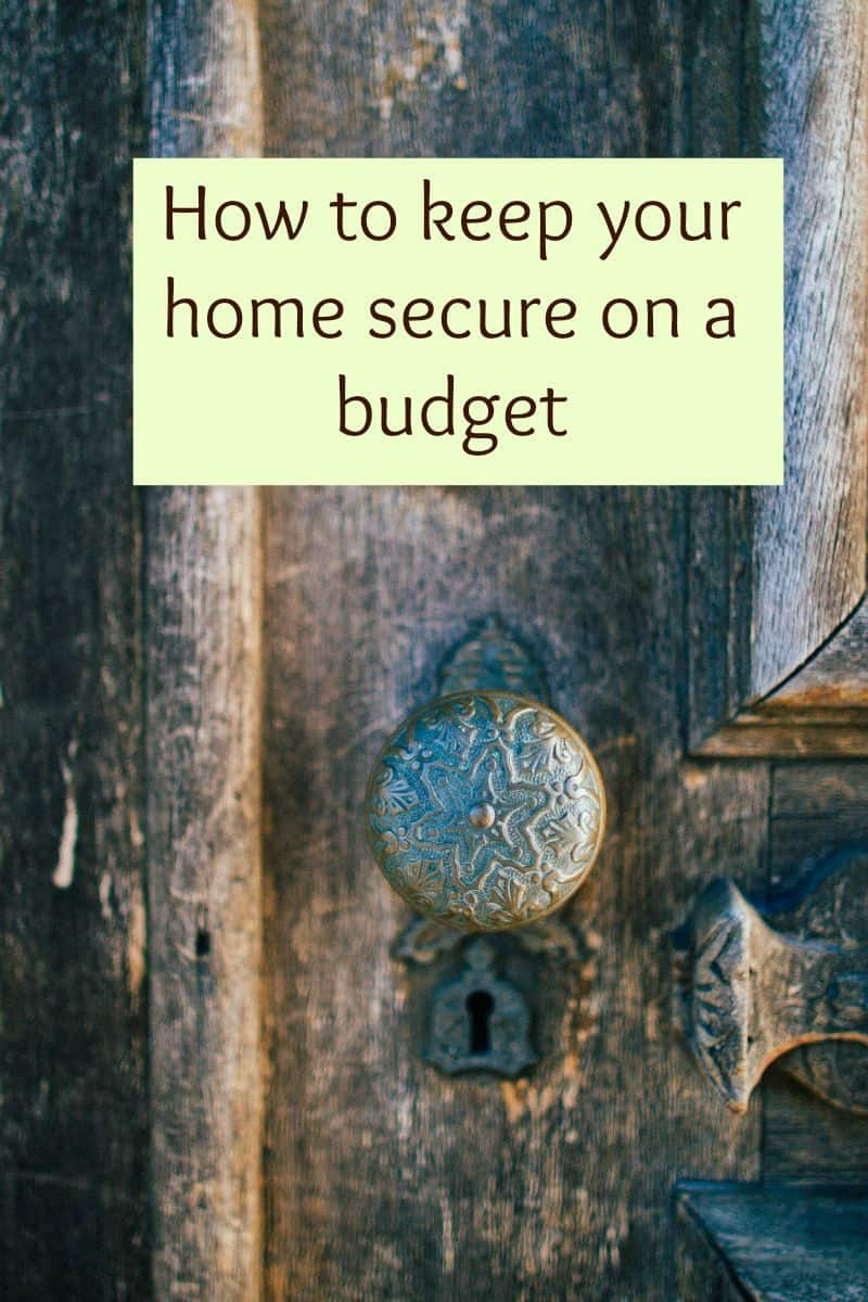 keep home secure