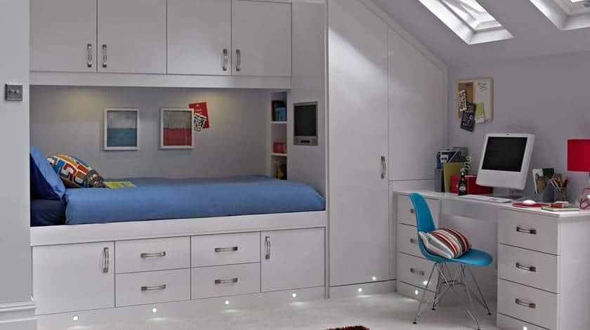 stylish kids bedroom on a budget
