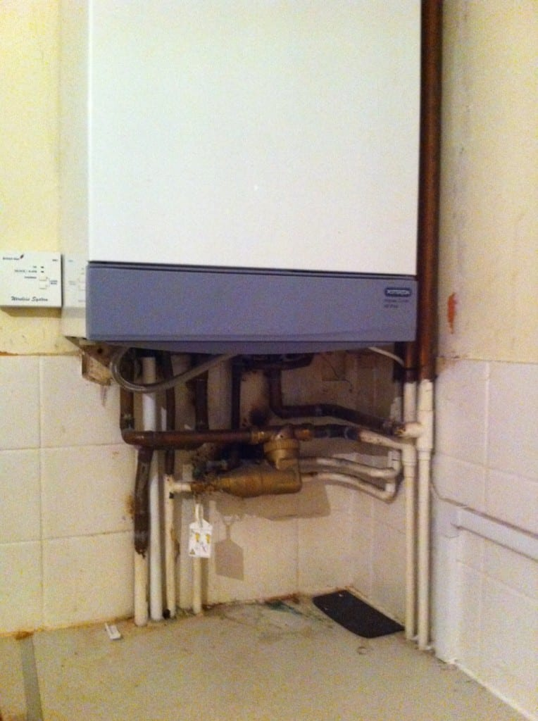 kitchen boiler