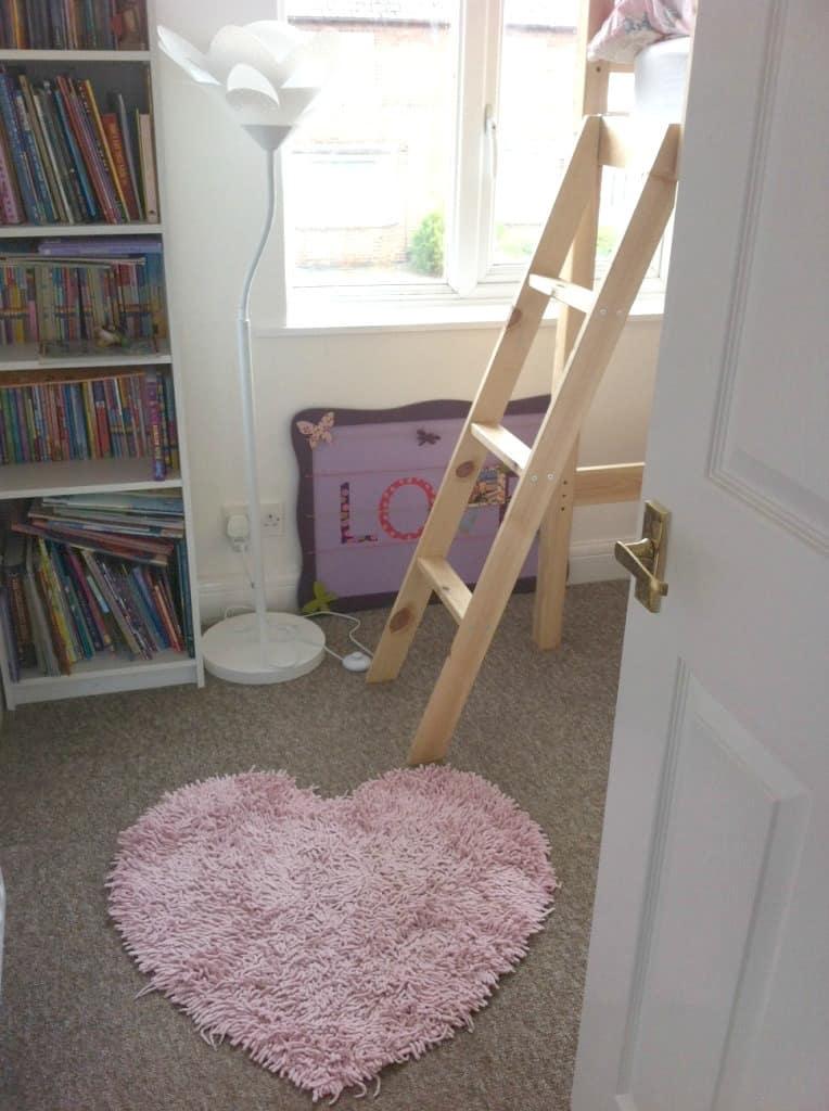 ladder heart