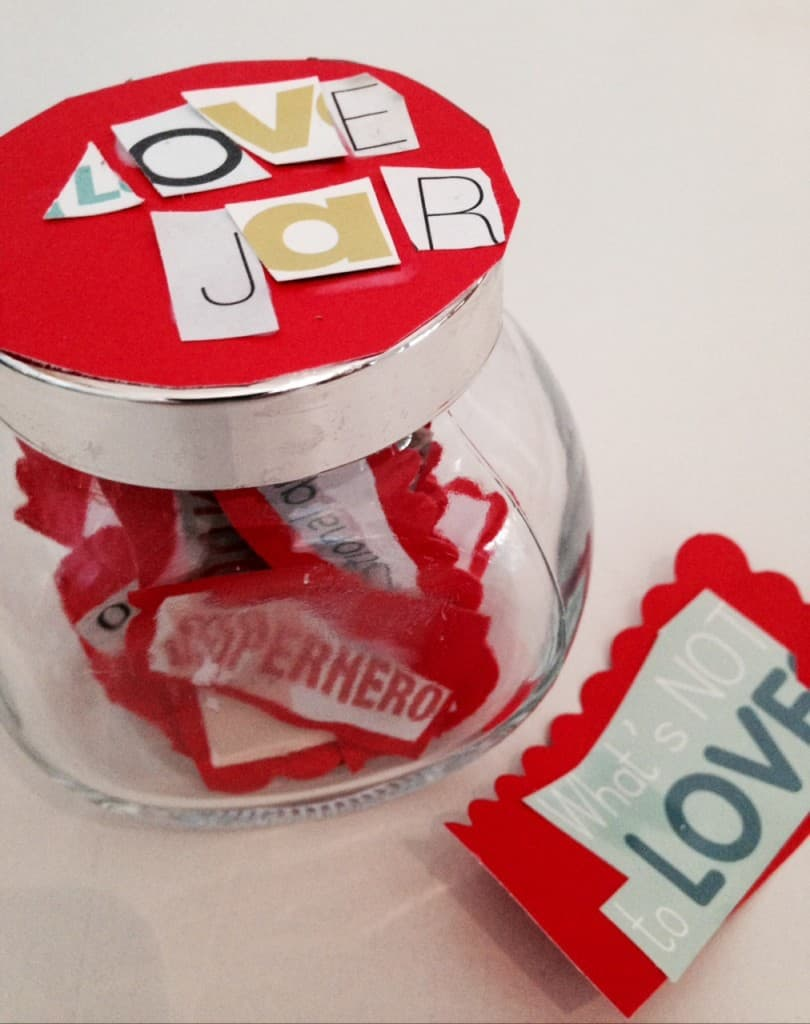 lhow to make a love jar