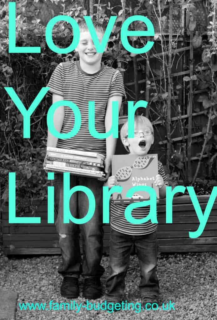 love your library, Okay UK we have a problem! We now have 4,265 libraries, compared with 4,612 two years ago, and the number of closures is likely to grow even further. LOVE YOUR LIBRARY... you can borrow DVD's, books , games. You can attend story time, craft workshops and talks. It's a case of use it or lose it. So dust off that library card and DO visit your library this week!