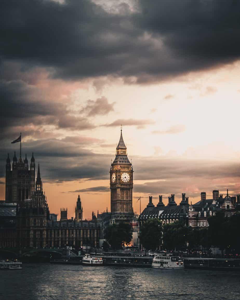 luxury london weekend