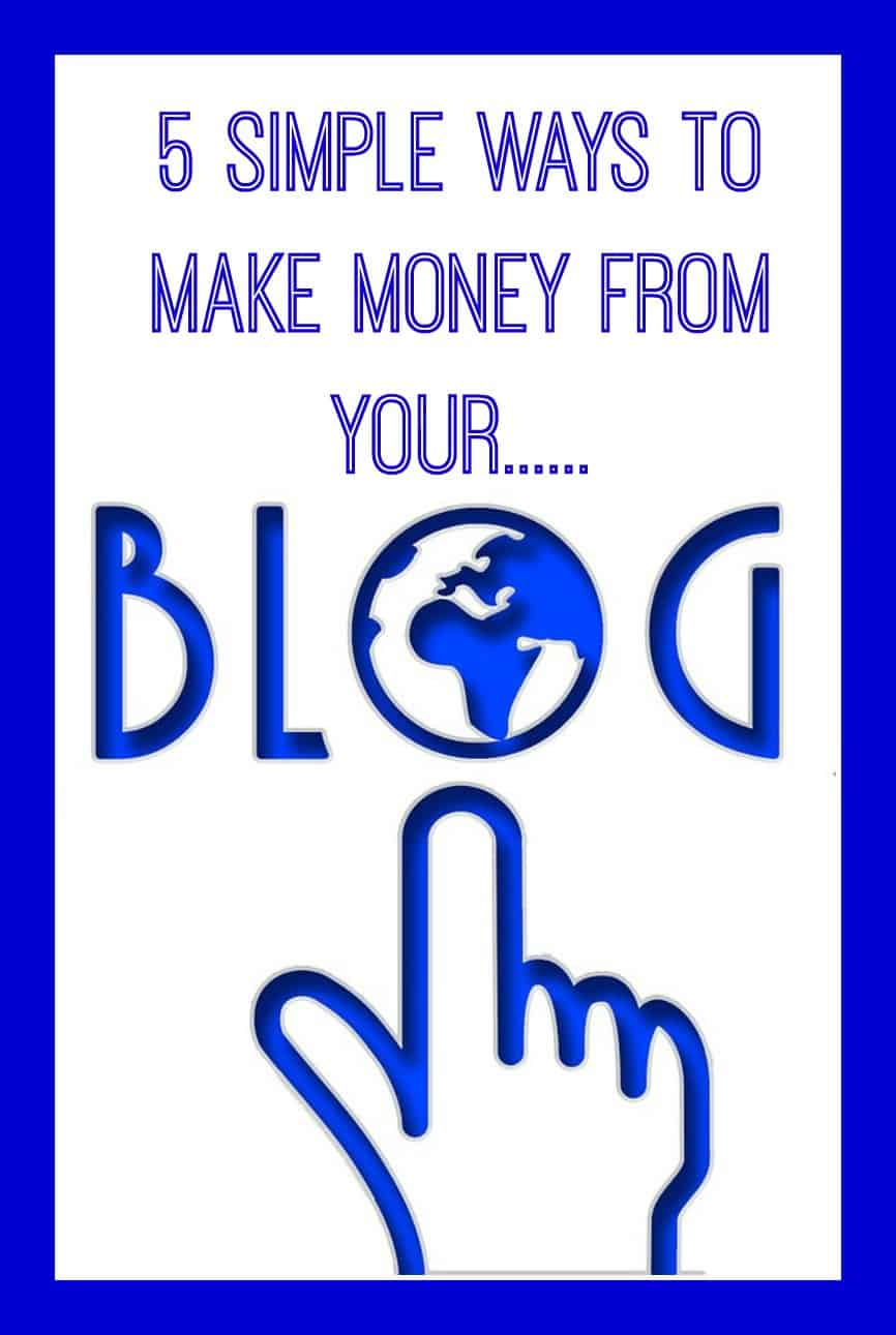 how to make money from event blogging