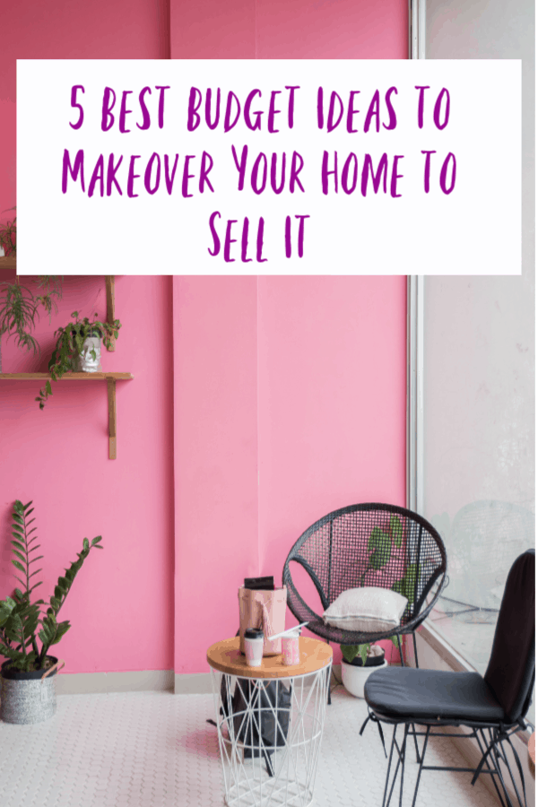 Makeover Your Home to Sell It