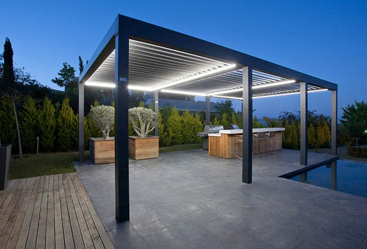 How to enjoy your outdoor space all year round