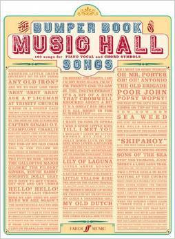 music hall songs