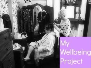 my wellbeing project