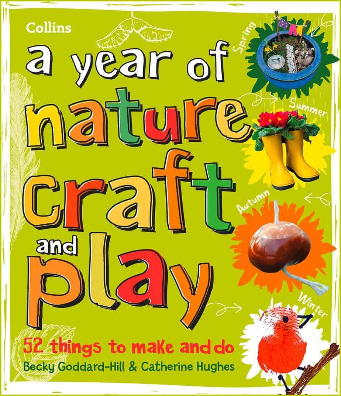 nature craft book
