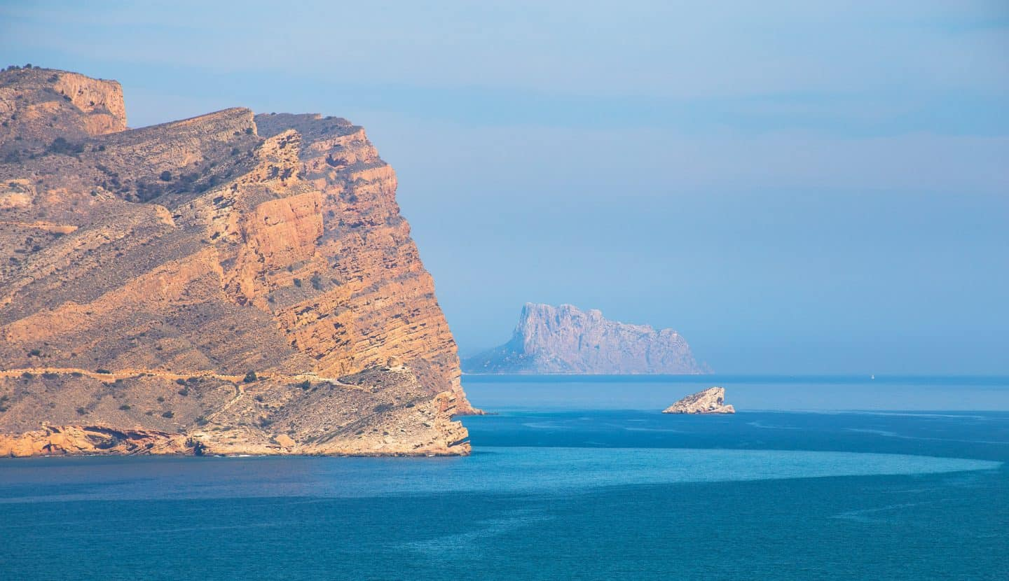rocky coves in benidorm, 10 things to do in Benidorm