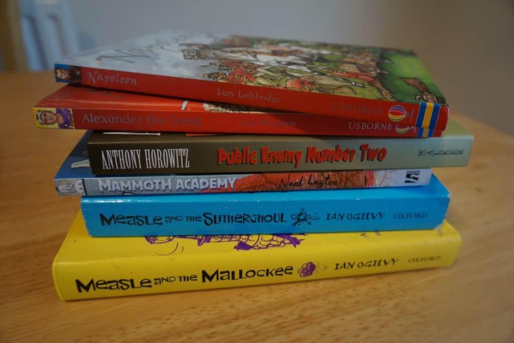 oxfam books