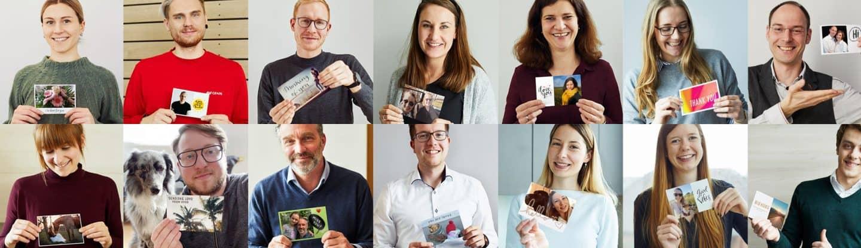 Free postcards