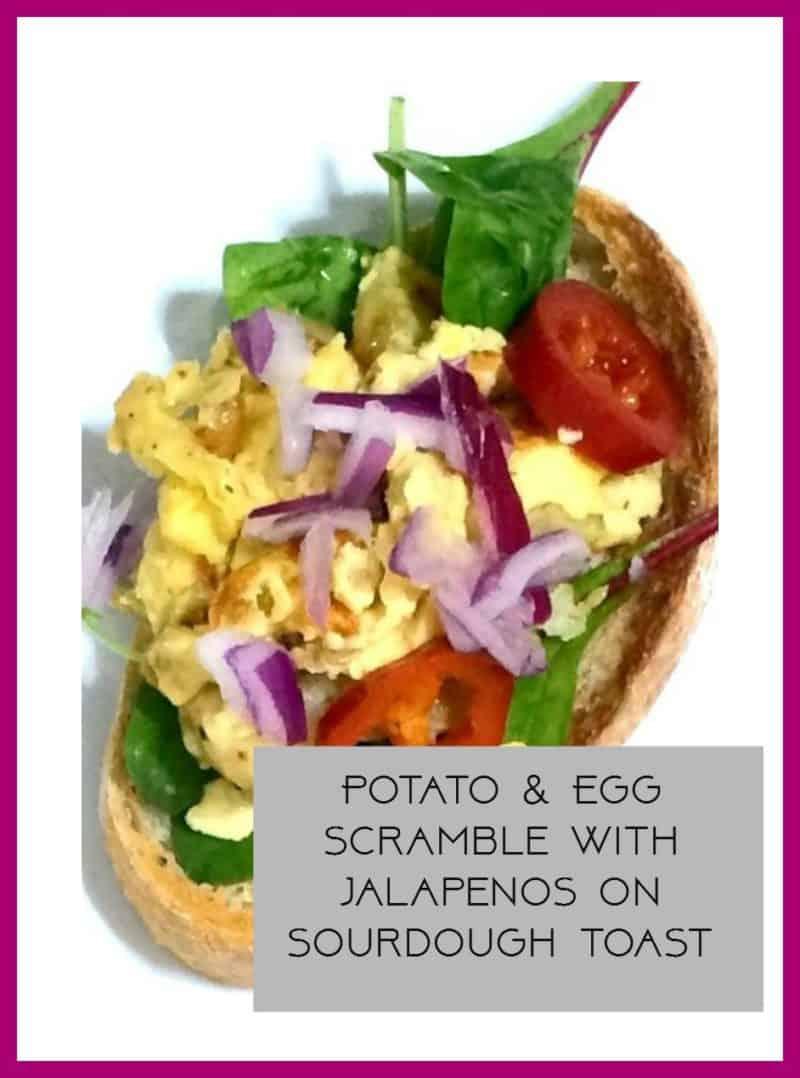 potato and egg