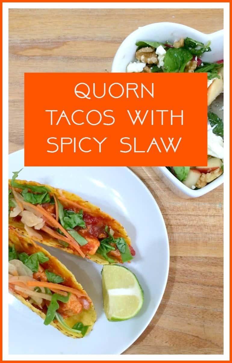 quorn tacos