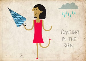 rain, survive the summer holidays