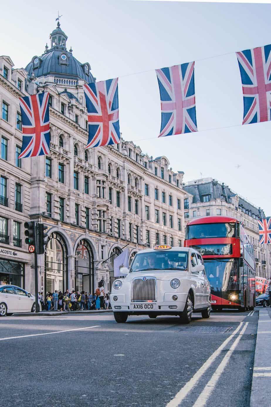 Unusual Things Do in London