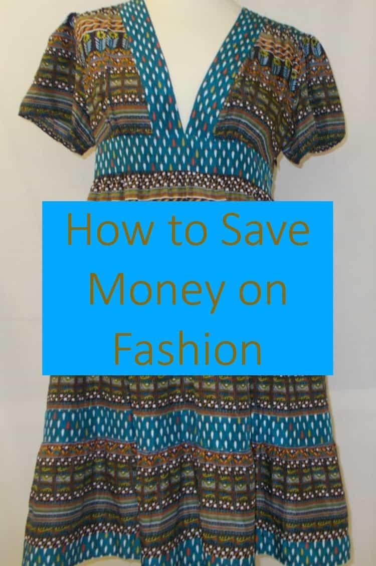 save money on fashion