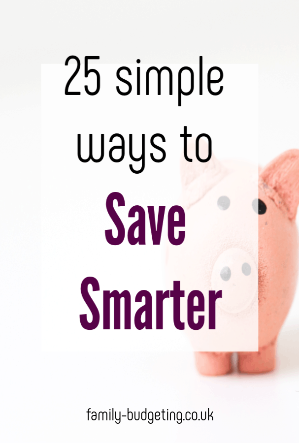 simple ways to save smarter, top money saving tips to help you save money quickly and simply #moneysaving #moneysavingtips #moneyhacks #savingmoney