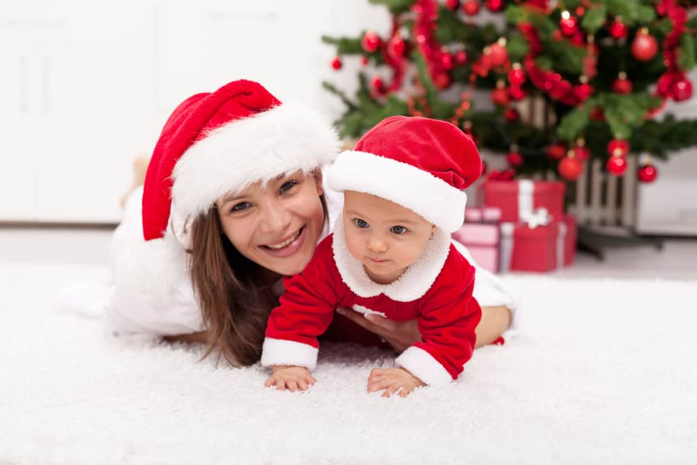 Ideas for your Baby's First Christmas