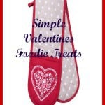 simple valentines foodie treats