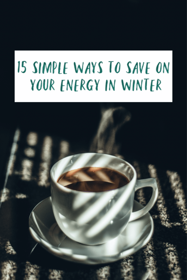 frugal tips for your energy