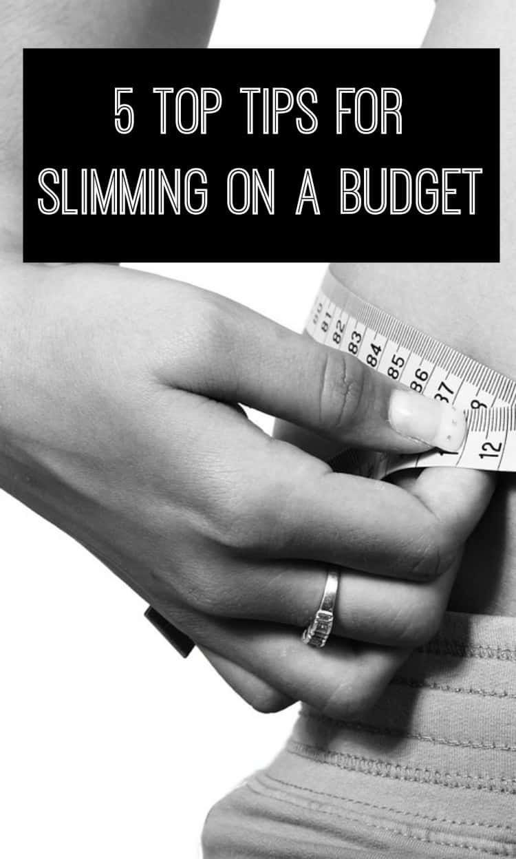 slimming on a budget