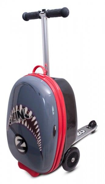 Zinc Flyte Scooter Suitcase