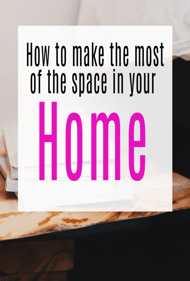 Why you may already own all the extra space you need