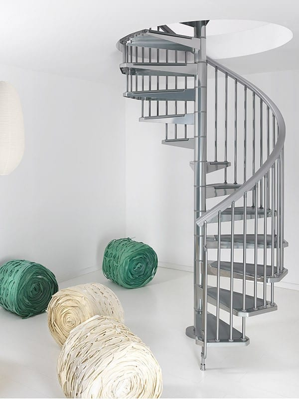 Why choose a spiral staircase?