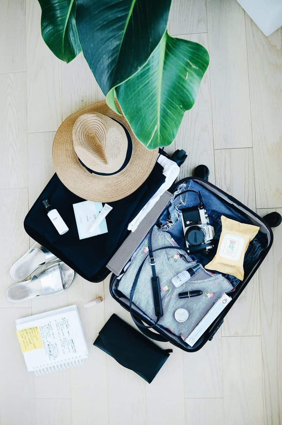 Tips before booking your first holiday in 2021