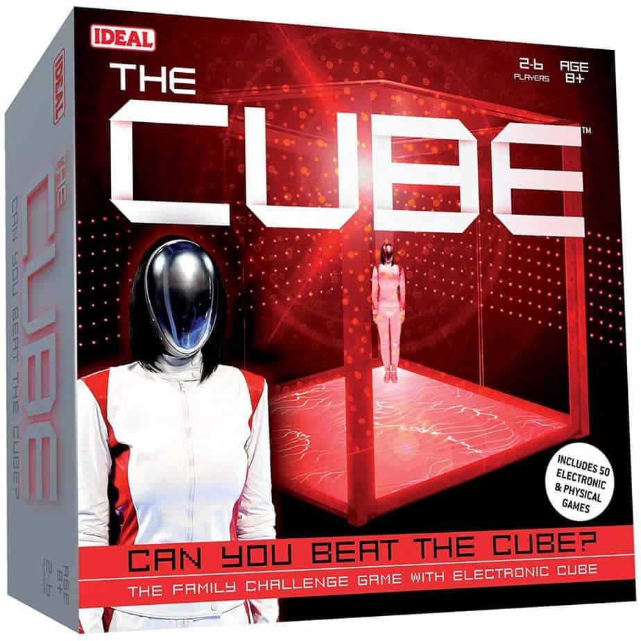 the cube board game review, the cube game