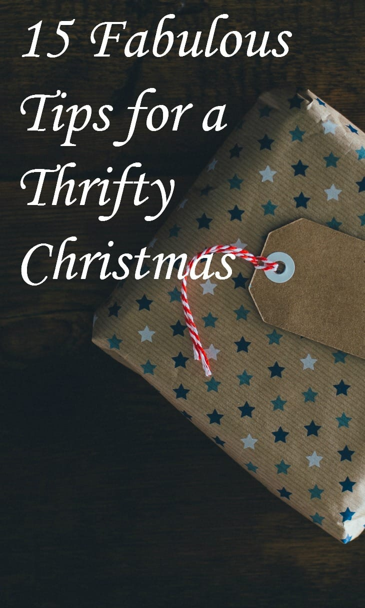 thrifty christmas, thrifty christmas tips, frugal christmas, tips for a thrifty Christams