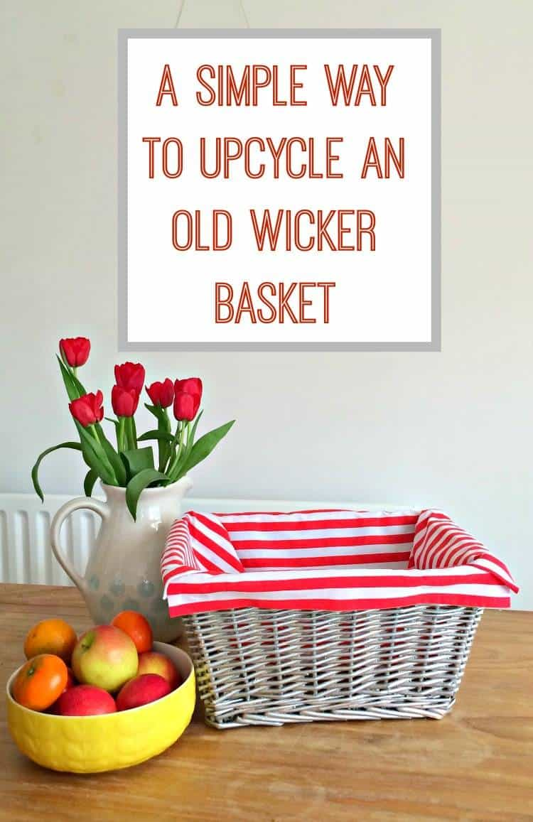 basket upcycle, becky goddard-hill