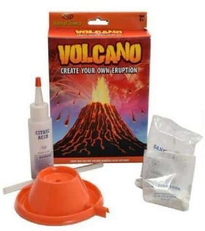 Lego City Volcano Review