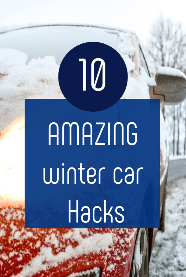 winter care hacks - amazong winter car hacks you will totally be amazed by including how kitty litter can help with fogginess! #carhacks